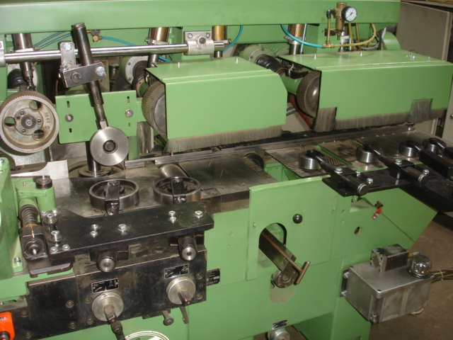 Mormac Machinery - Planer & moulder Weinig Hydromat 22 BL Used