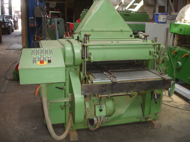 Mormac Machinery - Used industrial woodworking dbl and 4
