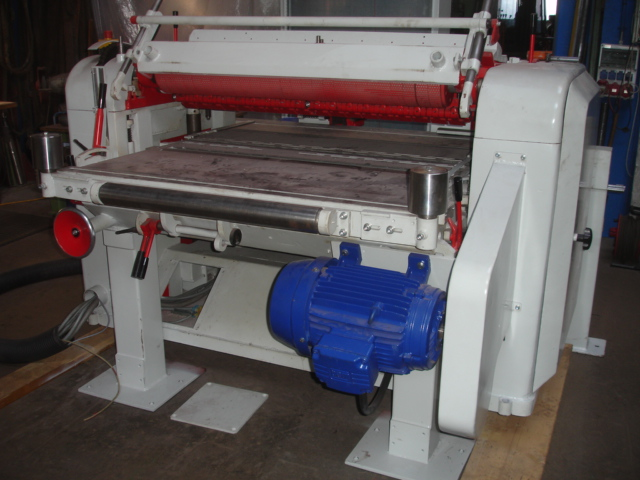 Kupfermühle Doma-b 1320 Planer for wood construction